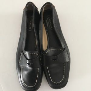 Coach Vintage Shari Penny loafer made in Italy